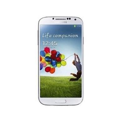 SAMSUNG Samsung GALAXY S4 (GT-I9505) 16GB White Frost海外版 SIMフリー