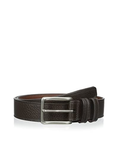 Torino Leather Co Men's Soft Pebble Leather Belt