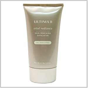 Ultima II Vital Radiance Skin Renewing Exfoliator All Skin Types