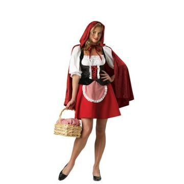 Little Red Riding Hood Costume - Small - Dress Size 2-6