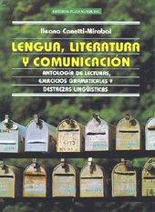 LENGUA, LITERATURA Y COMUNICACION