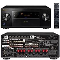 Pioneer SC-72 7.2-Channel Network Ready Elite Receiver (Discontinued by Manufacturer)