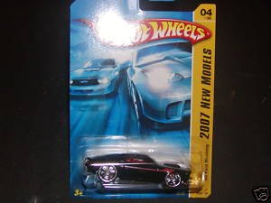 "Hot Wheels '69 Ford Mustang ""2007 New Models"" #4 (2007)"