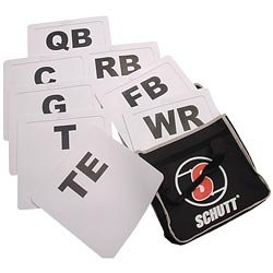 Schutt Formation Teaching Kit - Offense (SET)