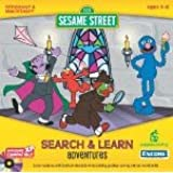 SESAME STREET SEARCH & LEARN ADVENTURES