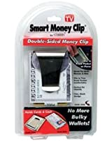 As Seen On TV Smart Money Clip ® By Storus ® Double Sided