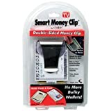 As Seen On TV Smart Money Clip  By Storus  Double Sided