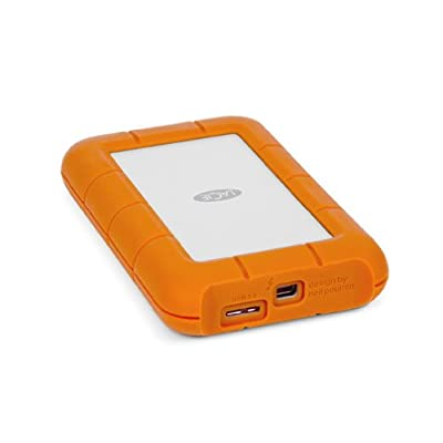 LaCie 2TB Rugged Portable Thunderbolt / USB3.0 9000299 Mobile Disk