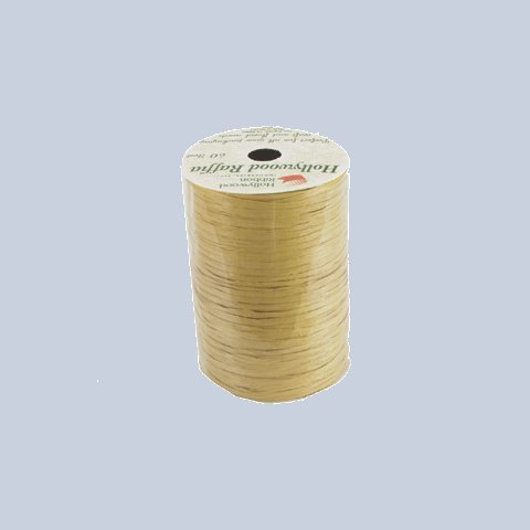 Loftus International Gold Raffia Spool, 60'