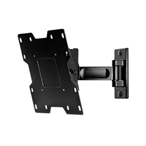 Cheap  Peerless PAWV240BK Pivoting Wall Mount for 22-40″ LCD Screens in