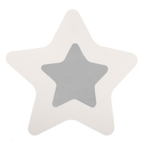 WeGlow International Large Star Layered Paper Mirrors (4 Mirrors)