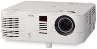 NEC NP-VE281X 3D Ready DLP Projector 720p HDTV 43 1024x768 XGA 30001 2800 lumens HDMI VGA Speaker