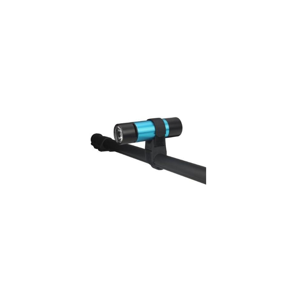 Sport Bicycle Bike Mini LED Flashlight Torch Fm Tf  Music Speaker in Blue Model R901