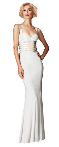 Mignon Dress Vm1300 Women'S Formal Dress, Silver Ice, 2