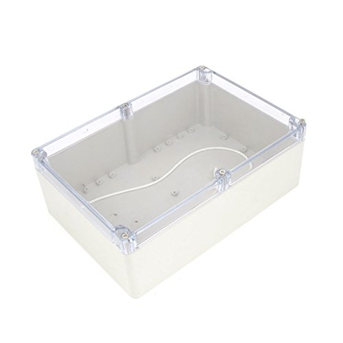Cable Connector Clear Cover Waterproof Junction Box 265Mmx185Mmx95Mm