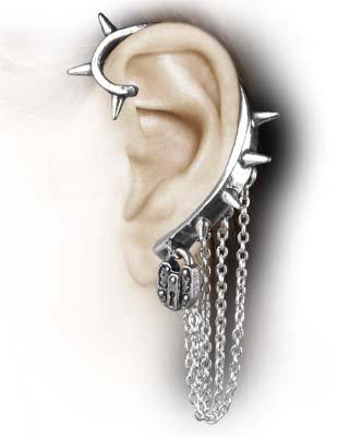 Hornet's Nest Earring by Alchemy Gothic, England