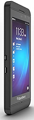 BlackBerry Z10 (Charcoal Black, 16 GB)