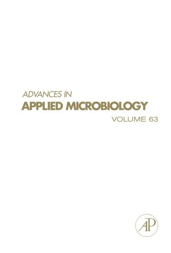 Advances In Applied Microbiology (Volume 63)