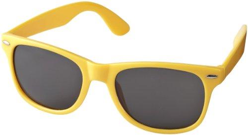 Cabana Sonnenbrille - UV-Schutz 400 - Trendy Sonnenbrille (gelb)