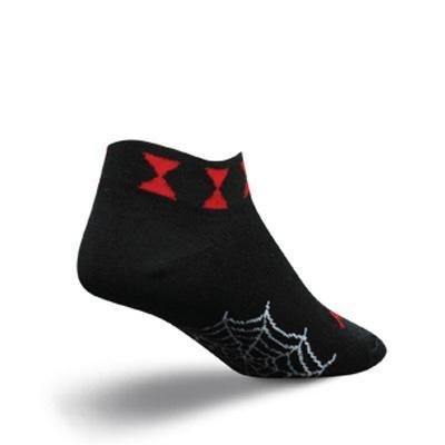 Buy Low Price SockGuy Women's 1in Widow Cycling/Running Socks (B005TAVDCU)