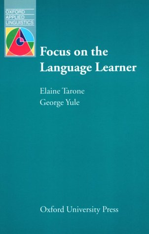 Focus on the Language Learner Oxford English