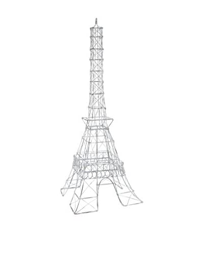 Three Hands Metal Eiffel Tower