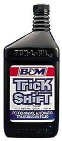 B&M 80259 Trick Shift Transmission Fluid - 1 Quart
