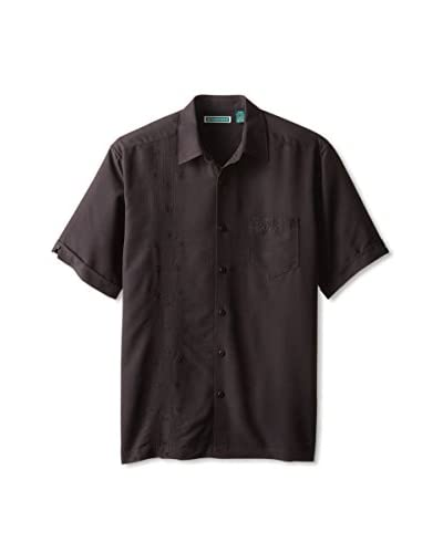 Cubavera Men's Short Sleeve Fashion Shirt