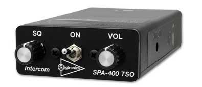 Sigtronics SPA400 4-Place Intercom from Sigtronics