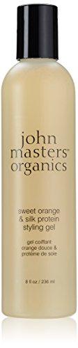 John Masters Organics sweet orange and silk protein styling gel, Haargel, 236 ml thumbnail