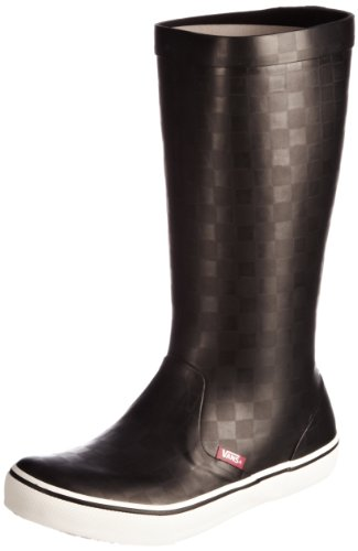 Vans Unisex-Adult Rainfall Black Wellington Boot VOK25H2 7 UK