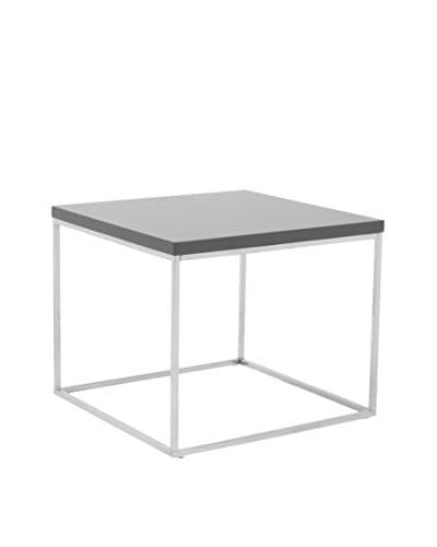 Eurostyle Teresa Side Table, Gray