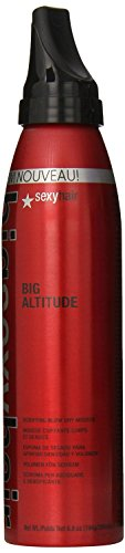 Sexy Hair Le 2015 Big Altitude Bodifying Blow Dry Mousse, 6.8 Ounce (Blow Dry Bar compare prices)