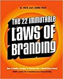 img - for The 22 Immutable Laws of Branding 1st (first) editon Text Only book / textbook / text book
