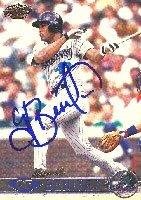 Yamil Benitez Arizona Diamondbacks 1999 Pacific Autographed Hand Signed Trading Card. by Hall+of+Fame+Memorabilia