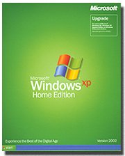 Microsoft Windows XP Home Edition Upgrade [OLD VERSION]