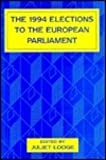 img - for The 1994 Elections to the European Parliament book / textbook / text book