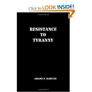 Resistance To Tyranny
