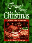 Company's Coming for Christmas (Company's Coming Special Occasion) (1895455197) by Pare, Jean