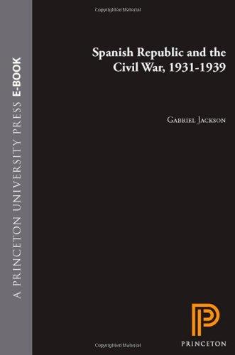 Spanish Republic and the Civil War, 1931-1939