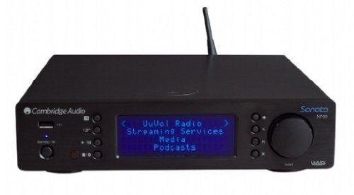 Lowest Price! Cambridge Audio NP30 Network Music Player, Black