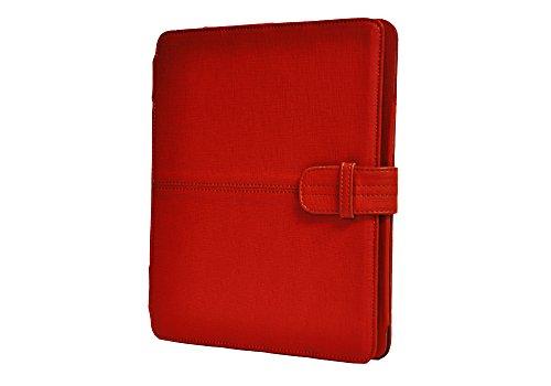 Universal Ipad Folio red