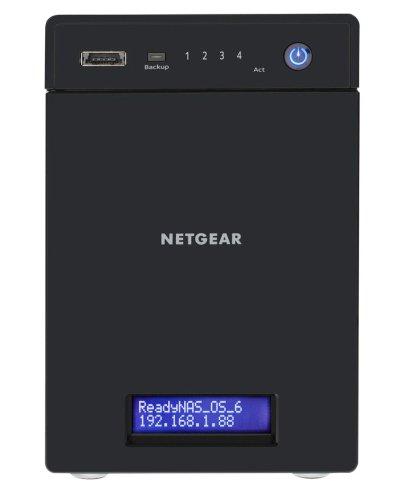 Netgear ReadyNAS 314 4 Bay Network Attached Storage (4x 1TB)