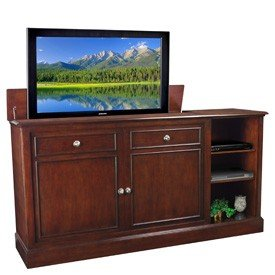 Cheap TV Lift Cabinet Livingston TV Stand (AT006114)