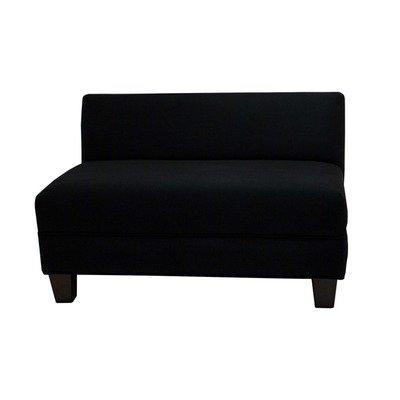 For Sale Makenzie Settee Loveseat Color Black Settee Sofa