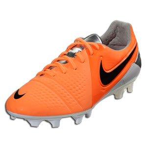 Nike CTR360 Maestri III FG Soccer Cleat (Atomic Orange) by Nike