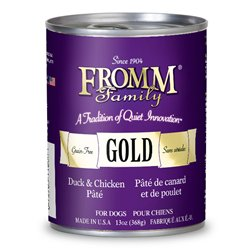 Fromm Gold Duck/Chicken Can Dog Food Case