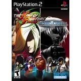 King of Fighters 2002/2003 - PlayStation 2