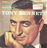 TONY BENNETT - Cold, Cold Heart - Zortam Music