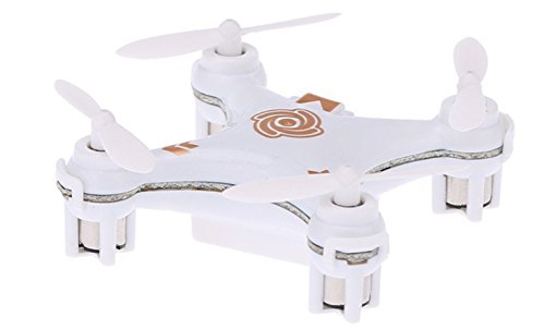 Cheerson-CX-10A-24GHz-4CH-RC-Quadcopter-NANO-Drone-with-Headless-Mode-White